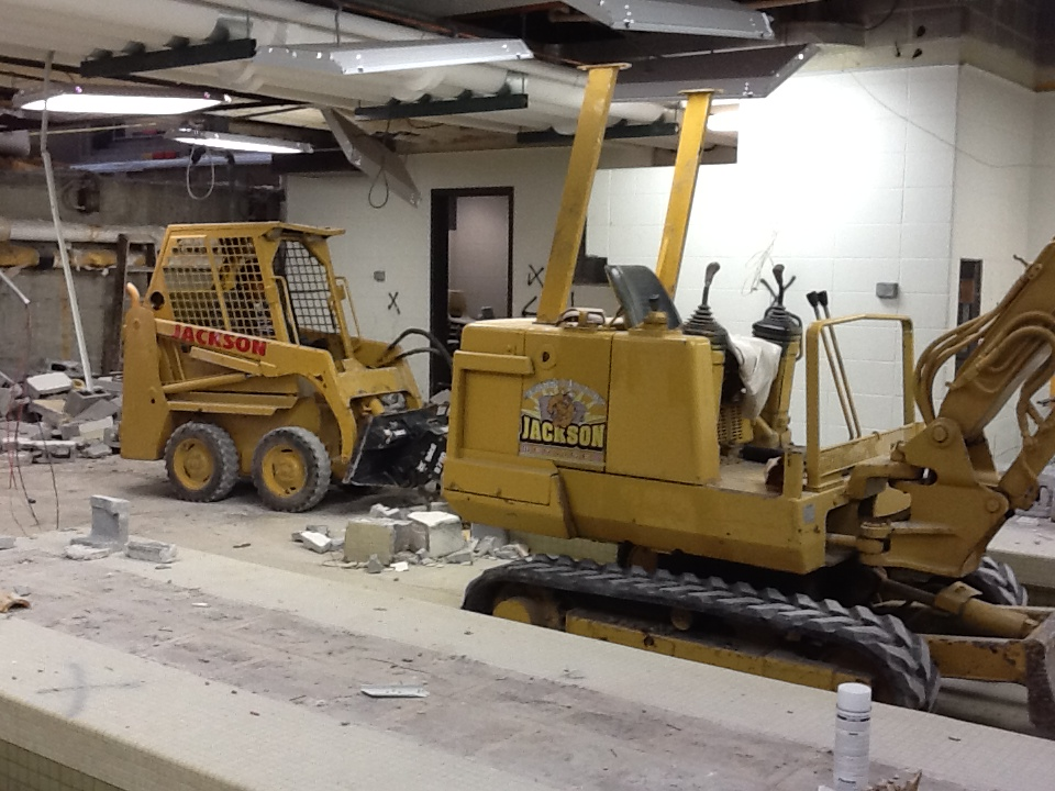 Interior Demolition Jackson Demolition Services